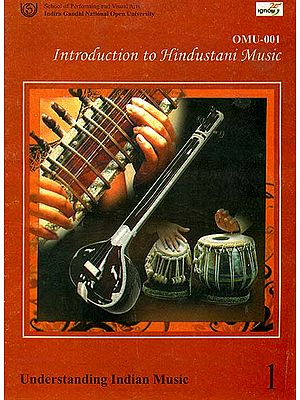 Introduction to Hindustani Music (Set of 3 Books)