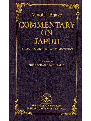 Vinoba Bhave: Commentary on Japuji (Guru Nanak's Composition)