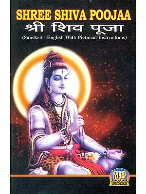 How to Perform Puja of Lord Shiva: An Illustrated Guide (With Transliteration)