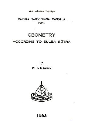 Geometry According to Sulba Sutra