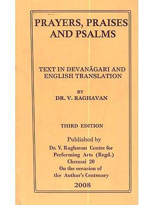 Prayers, Praises and Psalms (Text in Devnagari and English Translation)