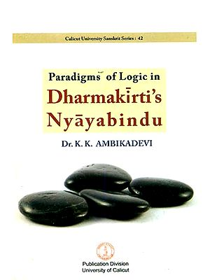 Paradigms of Logic in Dharmakirti's Nyayabindu