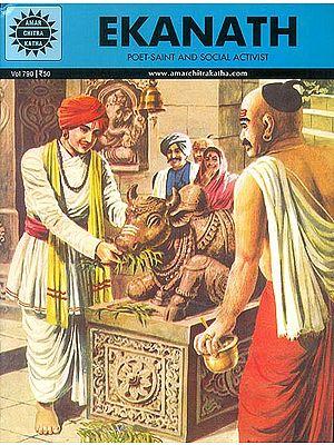 Ekanath: Poet-Saint and Social Activist (Comic)