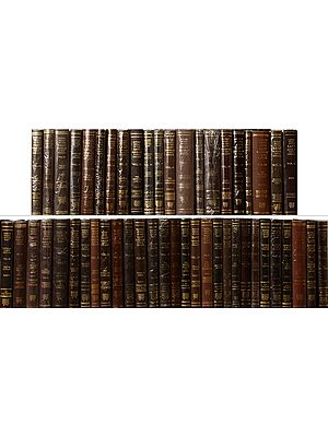 Sacred Books of The East (Set of 50 Volumes)