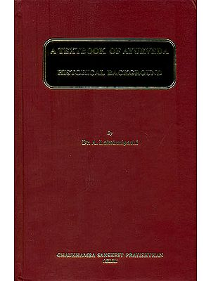 A Text Book of Ayurveda: Historical Background