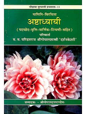 अष्टाध्यायी: Ashtadhyayi of Panini