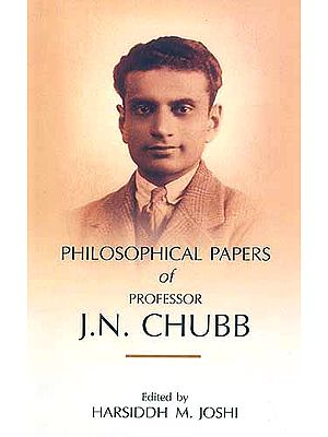 Philosophical Papers of Professor J.N. Chubb