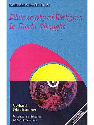 Philosophy of Religion In Hindu Thought