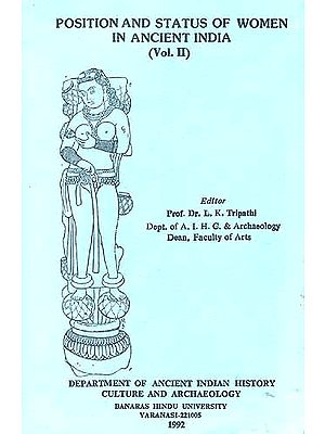 Position and Status of Women in Ancient India (Vol. II) - A Rare Book