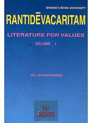 Rantideva Caritam - The Story of King Ranti Deva