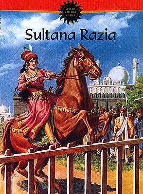 Sultana Razia (Comic Book)
