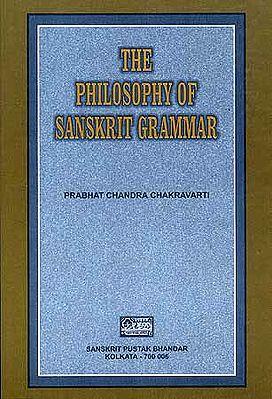 The Philosophy of Sanskrit Grammar