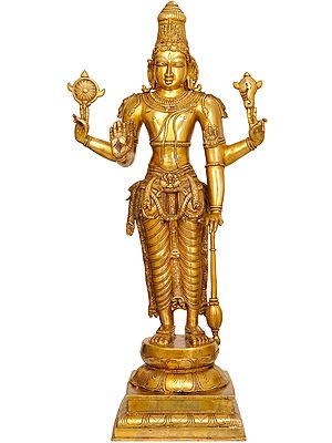 Large Size  Lord Vishnu