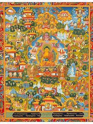 Life of Buddha (Tibetan Buddhist)