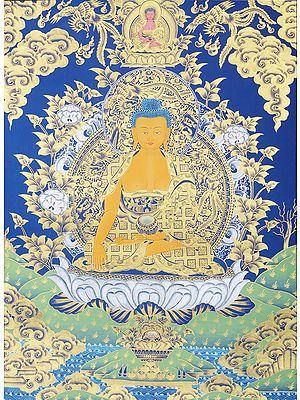 буддийская танка