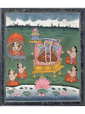 The Gentle Devi Chhinnamasta