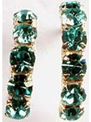 украшения из серебра с натуральными камнями