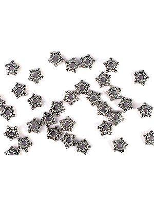 Five mm Star Caps (Price per 30 Pieces)