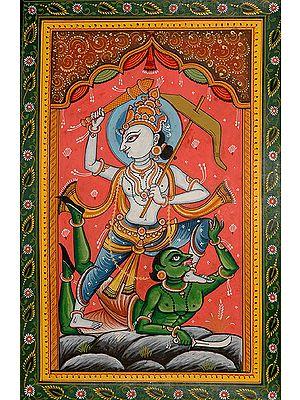 Balarama Avatara (The Ten Incarnations of Lord Vishnu)