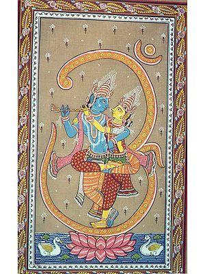 Om Radha Krishna