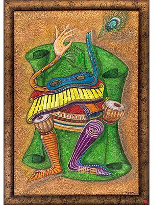 The Elements Of Lord Krishna