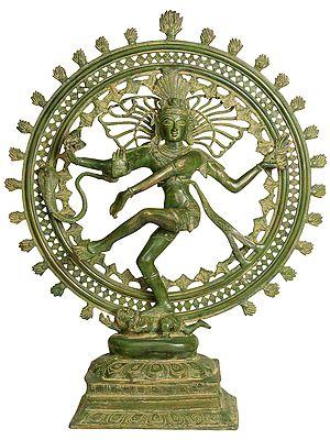 The Beauty Of Lord Nataraja