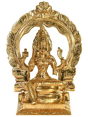 South Indian Goddess Mariamman