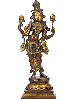 Devi Lakshmi as Padmavati