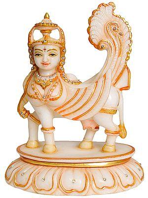 The Pristine Devi Kamadhenu