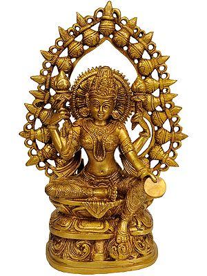 Lakshmi Ji - Goddess of Fortune and Prosperity