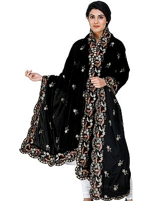 индийские шали и палантины