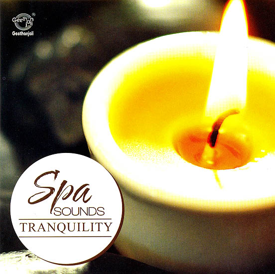 Spa Sounds (Tranquility) (Audio CD)