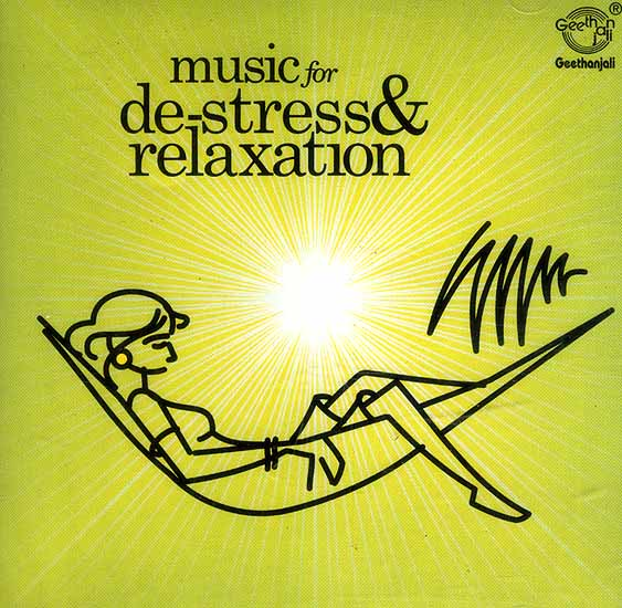 Music for De-Stress & Relaxation (Audio CD)