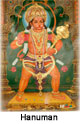 Shri Hanuman - Biography of a Masterful Servant