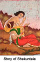 Narrating Dharma - Story of Shakuntala in the Mahabharata